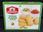AMDAVADI KESAR ELAICHI/ SAFFRON CARDAMOM COOKIES 300GM