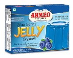Ahmed Blueberry Jelly 85g