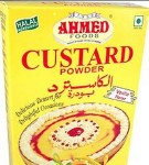 AHMED CUSTARD POWDER VANILLA 300G