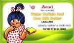 AMUL (MAKHAN) WATER BUFFALO BUTTER UNSALTED 500 GM