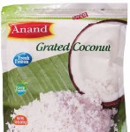 ANAND FROZEN GRATED COCONUT 16OZ
