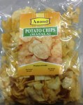 ANAND POTATO CHIPS MASALA 200G