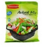 ANAND FROZEN MIX VEGETABLE (AVIYAL) 16 OZ