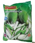 ANAND FROZEN CUT GREEN  MANGO 16 OZ