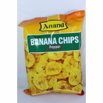 ANAND BANANA CHIPS PEPPER 200 GM