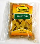 ANAND BROWN JAGGERY CUBES 500 GM
