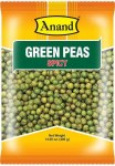 ANAND GREEN PEAS SPICY 400 GM