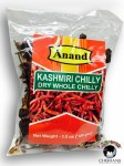 ANAND KASHMIRI CHILLY DRY 100 GM