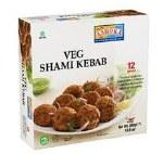 Ashoka Veg Shami Kabab 12pc