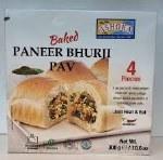Ashoka Pan Bhurjee Pav 4pc
