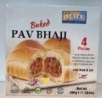 ASHOKA PAV BHAJI PAV 4 PC