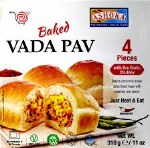 Ashoka Vada Pav 4pc