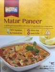 ASHOKA READY TO EAT MATAR PANEER 280GM