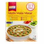 ASHOKA READY TO EAT METHI MALAI MATAR 280GM
