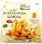 ASHOKA COCKTAIL POTATO PEA SAMOSA 50PC
