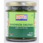 Ashoka Sandwich Chutney 190gm