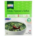 ASHOKA READY TO EAT PALAK (TOFU) PANEER 280GM