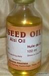 ASHWIN LINSEED OIL 100Ml