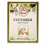 AYUR CUCUMBER FACE PACK 100G