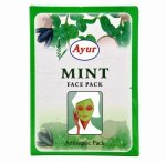AYUR MINT FACE PACK 100G