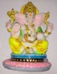 Bethak Ganesh Color