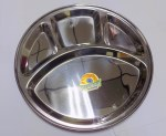 Bhojan Thali (4 Section)