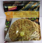 BIKANO FROZEN MIX VEGETABLE PARATHA 400GM