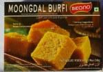 BIKANO FROZEN MOONGDAL BURFI 340GM