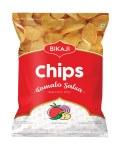 Bikaji Tomato Chips 80g