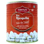 BIKAJI MINI RASGULLA IN TIN 1KG