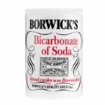BORWICK'S BICARBONATE Soda 100GM