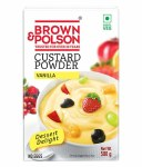 BROWN & POLSON CUSTARD POWDER VANILLA 500G