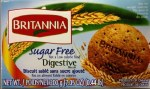 Britania S.Free Digestive 200g