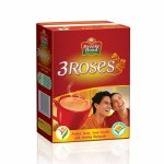 BROOKE BOND 3 ROSE TEA 500 GM
