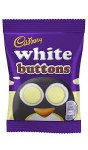CADBURY WHITE BUTTON 32G