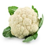Fresh Cauliflower (Sold by Piece)