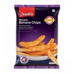 Chheda Long Banana Chips 60z