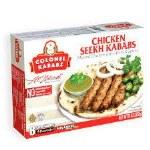 Ck Chiken Seekh Kabab 4pc