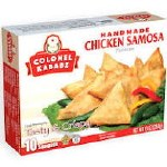 C K Chicken Samosa 425gm 15pc