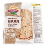 Crispy Wh Wheat Naan 5pc