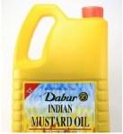 DABUR MUSTARD OIL 5 LIT
