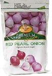 DEEP FROZEN VEGETABLE RED PEARL ONIONS 340GM