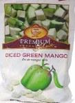 DEEP FROZEN FRUIT GREEN MANGO DICED 12 OZ