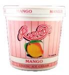 DEEP ICE CREAM MANGO 1/2 GAL