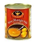 DEEP MANGO PULP  KESAR 850 G