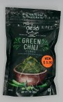 DEEP FROZEN GREEN CHILI CUBES 200 GM