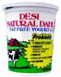 Desi Yogurt Fat Free 2lb