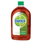 DETTOL ANTISEPTIC LIQUID 125 ML