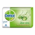 Dettol Aloe Vera Soap  125g