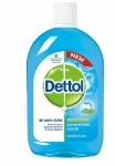 DETTOL DISINFECTANT LIQUID (MENTHOL BLUE) 500ML